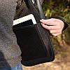 На открытом воздухе путешествие противоугонное карман сумки пакет подмышками агента держатель мешка невидимым подмышка ранец, фото 5