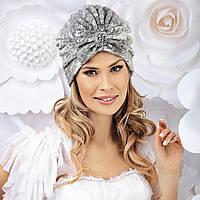 Эксклюзивная женская шапка - чалма Fila от Willi Польша