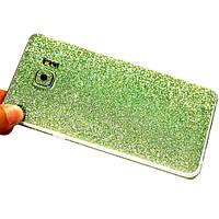 Красочные скраб мигающий алмаз защита телефон кожи наклейка для всего тела Samsung Galaxy Note 5