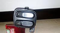 Блок кнопок включения противотуманных фар Mazda Xedos 6 1992-1999