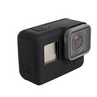 Soft Силиконовый Чехол Обложка Резиновая оболочка для GoPro Героя 5 Защитные аксессуары для экшн-камер