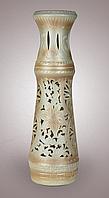Ваза напольная керамическая, Аза   2013-2-2 (резка)