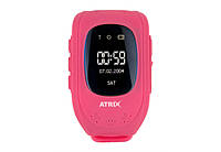 Часы ATRIX Smart watch iQ300 GPS pink, фото 1