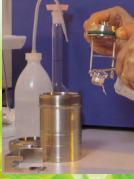 Создание лабораторий для контроля качества пеллет