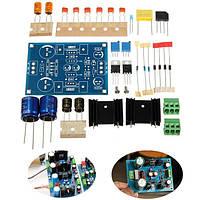 LM317 Модуль регулятора регулируемый фильтр питания lm337 напряжение поделок комплект