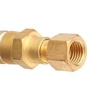 Регулируемый шаровой замок предохранительный клапан с GUAGE для пивной бочонок браги, фото 2