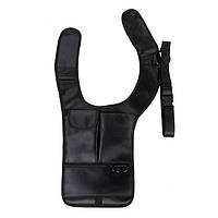 Защиты от угона подмышки кросс-пакет безопасности кобуры ремень сумки посыльного подмышками телефон грабитель доказательство