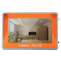 LCD аудио охранного видеонаблюдения тестер камеры видеонаблюдения ахд тест УТФ монитор TFT 4.3 12v