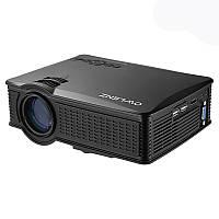 Owlenz sd50 плюс LED проектор 1500 люмен 800 x 480 hdmi/vga/usb/av/sd поддержка 1080p домашний кинотеатр