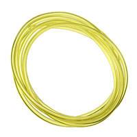 3m Long Yellow Tygon Бензиновая топливная труба Шланг для воздуходувки цепной пилы