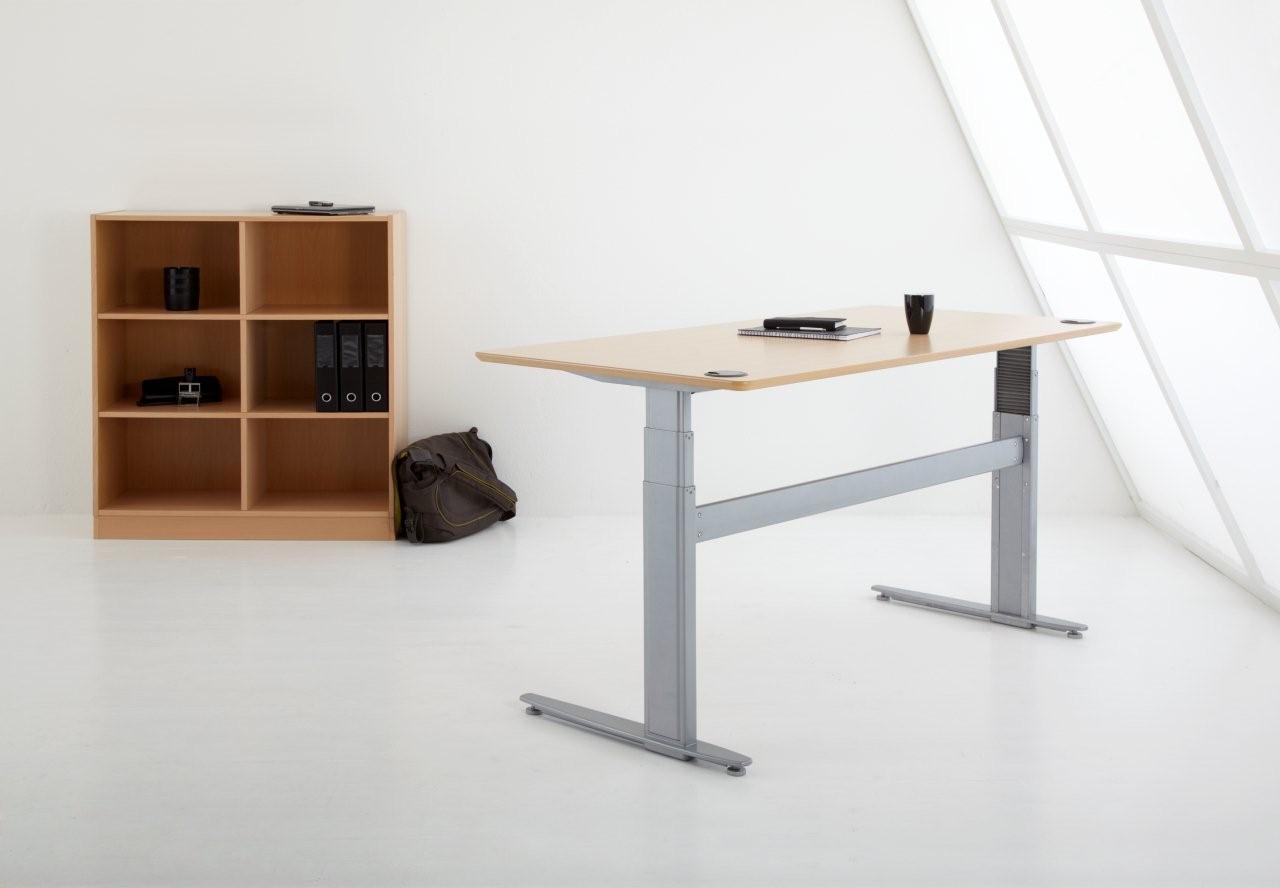 ConSet m29-172 Эргономичный стол для работы стоя и сидя регулируемый по высоте электроприводом