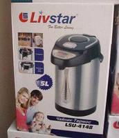 Термопот термос-чайник Livstar LSU-4148 5 л