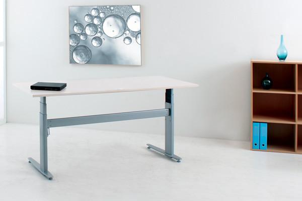ConSet m29-133 Эргономичный стол для работы стоя и сидя регулируемый по высоте электроприводом