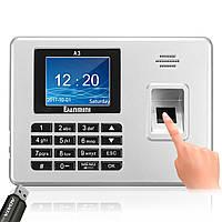 Биометрический пароля часы реального времени посещаемости доступа TFT danmini 2.8inch