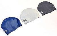 Шапочка для плавания (силикон, цвета в ассортименте), фото 1
