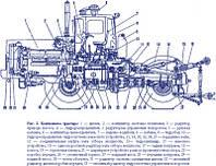 Ремкомплект Р/к редуктора привода насосов (701.16.02.000-1)