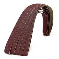 5pcs 25x1060mm 60 Grit Sanding Belts Abrasive Belts Polishing Tool