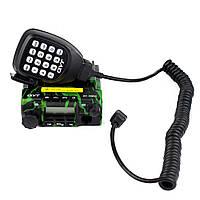 Qyt кт - 8900 мини- подвижная радиосвязь двухдиапазонный v / uhf136-174 / 400-480mhz приемопередатчик камуфляж цвет