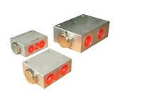 """Ограничительный клапан VLV.RPT.2VIE 3/8""""-LT 6/10"""