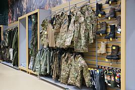 изготовление Торгового оборудования для магазина охота та рыбалка