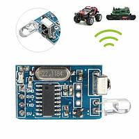 Инфракрасный модуль приемника передатчика дистанционного кодирования декодер IR поделок 5v беспроводной