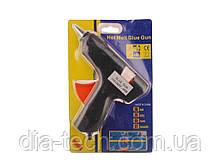 Пістолет клейовий електричний, 11 мм, 40 Вт Htools 42B498
