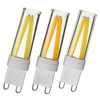 Kingso G9 LED 350lm чисто белый натуральный белый теплый белый початок LED лампочки 110v 2.5w