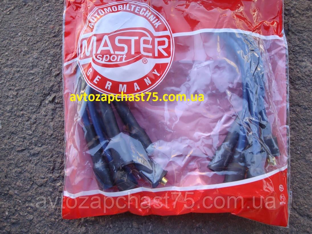 Провода зажигания Ваз 2101 - Ваз 2107 Premium, комплект (производитель Master Sport, Германия)