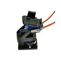 Два степенями свободы робота FPV посвященный PTZ нейлон комплект с PTZ два 9g точности 160 градусов серво
