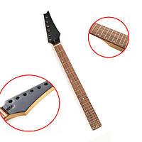 Электрогитара 24 лада шеи древесины клена замену грифа гитары