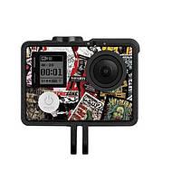 MAX спортивная камера украшения аксессуары Пастер камеры украшения тела наклейка камера для GoPro герой 4
