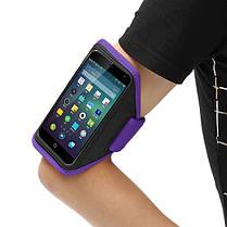 Спорт работает бег трусцой регулируемые ключи повязку мешок руки для телефона под 5.1 дюйма, фото 3
