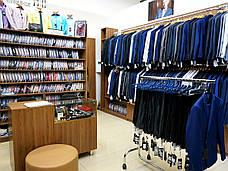 изготовление Торгового оборудования для мужской одежды , фото 2