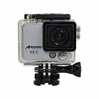 Meknic X5S Actioncamera 4K Wifi Sony 12MP CMOS Датчик 170-градусный широкоугольный с аксессуарами