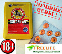 Золотой муравей, Golden Ant поднимает пенис за 15 мин. даже в 80 лет!