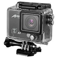 Meknic A3 Sportscamera 1080P Wifi 2MP 120 градусов Широкий угол 2 дюймов Экран с доступом
