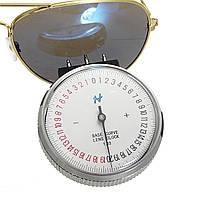Офтальмологическая линза часы базисной кривой оптик мера линзы радиан аппарат с коробкой