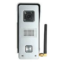 Супер водонепроницаемый WiFi видео домофон домофон дверной звонок глазок камеры дистанционного разблокировки рIR IR ночного видения тревоги