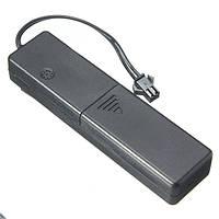 Звуковой активации контроллера для LED El провод тлеющего гибкий неон декора DC3V