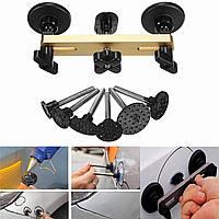 7 штук автомобиль мост вмятина съемник ремонт комплект для снятия ручной инструмент