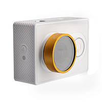 MAX спортивная камера аксессуар объектив камеры CPL фильтры три цвета для Xiaoyi 4k
