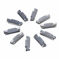 10шт.MGMN400-M карбид вставляет 4,0 мм Grooving Cut Off Holder Inserts для MGEHR/MGIVR
