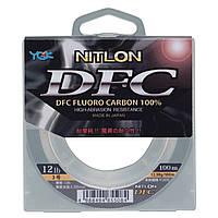 Флюорокарбон YGK Nitlon DFC - 100m #5/20lb