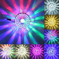 Современный 3w кристалл потолочный светильник заподлицо кулон люстра лампа для прохода прихожей