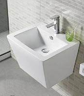 Дизайнерская подвесная раковина 56 см Newarc Power, фото 1