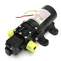 12v высокой мощности электрический автоматическая диафрагма водяной насос 5л / мин реле давления 100 фунтов на квадратный дюйм
