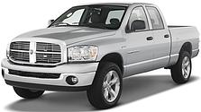 Защиты двигателя на Dodge Ram 1500 (2002-2009)