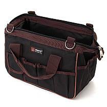 Оксфорд ткань мульти funtional комплект инструмент оборудования плечевой ремень сумка для инструментов рюкзак, фото 2