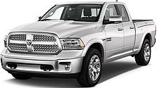 Защиты двигателя на Dodge Ram 1500 (c 2009--)