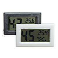 Цифровой сигары гигрометра измеритель влажности монитор термометр для хьюмидора